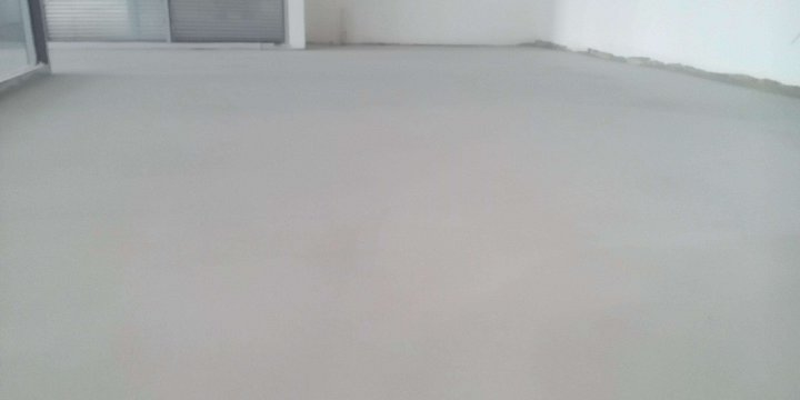 Cement Self leveling Underlayment System