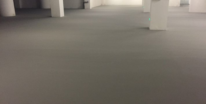 Decorative Cement self leveling flooring banner image