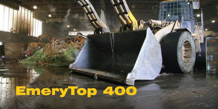 Emery Top 400 Heavy Duty Concrete Floor