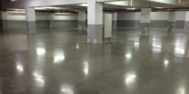 FGS Permashine Polished Concrete banner image
