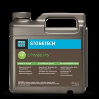 Stonetech enhancer pro sealer