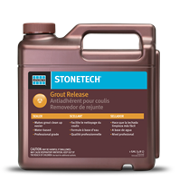 Stonetech grout release