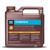 Stonetech salt water resistant sealer