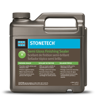 Stonetech semi gloss finishing sealer