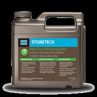 Stonetech high gloss finishing sealer